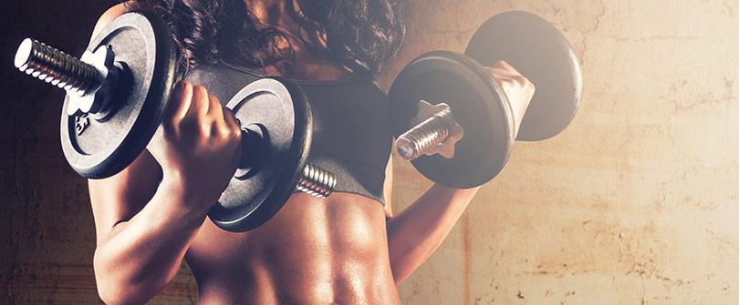 BCAA ökar muskeltillväxten
