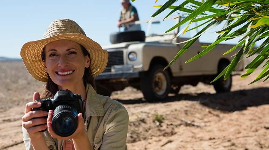 Safariresor i Sydafrika